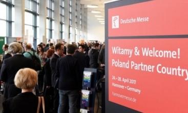 Polska na Hannover Messe