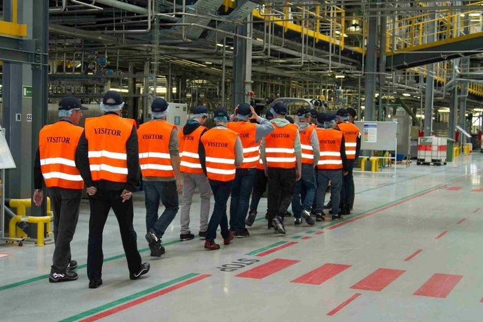 Dzień Otwarty w zakładzie BASF Polska