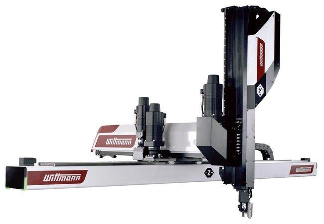 Wittmann Robot W833 pro