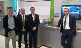 Gebo Cermex wins best modular machine award at interpack