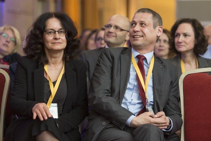 Anna Wilczewska i Jaromir Grabowski