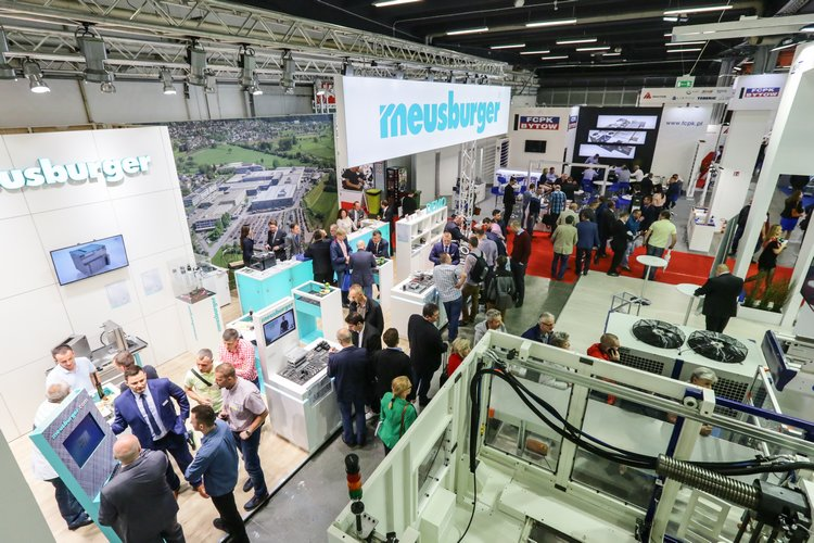 Meusburger on Plastpol 2017