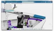 Katamaran zaprojektowany na platformie 3DEXPERIENCE