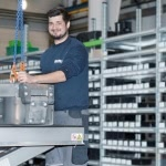 EREMA extends production capacities and optimises fabrication