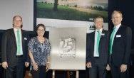 Anniversary: 25 years of Arburg Belgium