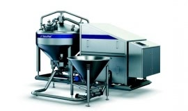 New Tetra Pak high shear mixer