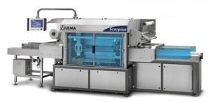 Maszyna pakująca Scorpius 600 firmy Ulma Packaging