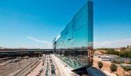 Solar control glass on the BNL-BNP Paribas HQ in Rome
