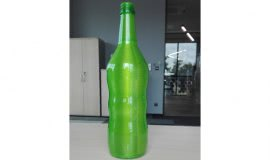 Druk 3D wspiera produkcję butelek w CP Glass