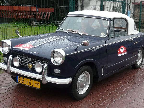 triumph herald kabriolet 1965