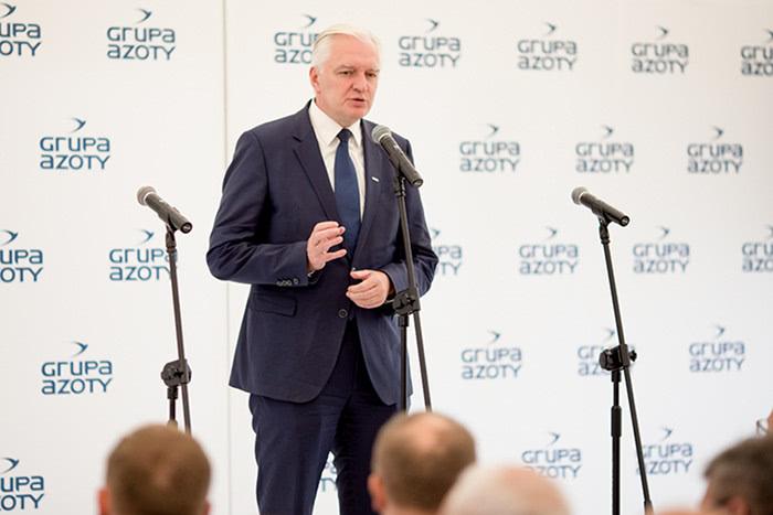 Jarosław Gowin, Wicepremier - Minister Nauki i Szkolnictwa Wyższego