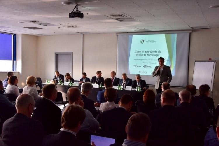 Konferencja Recykling