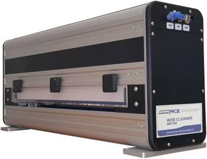 System kontaktowego czyszczenia wstęgi AR700