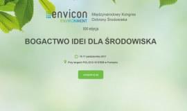 ENVICON Environment - Bogactwo idei dla środowiska