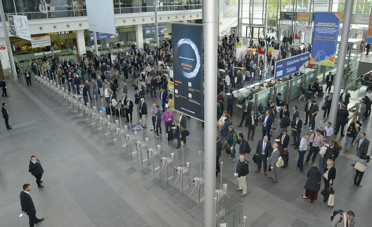drinktec crowd