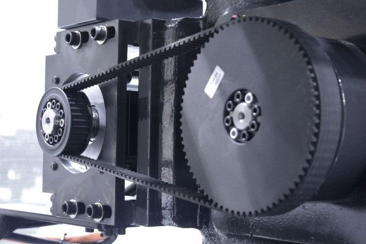 TE Series serwo motor
