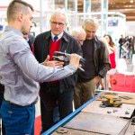 Obrabiarki i narzędzia na targach EUROTOOL
