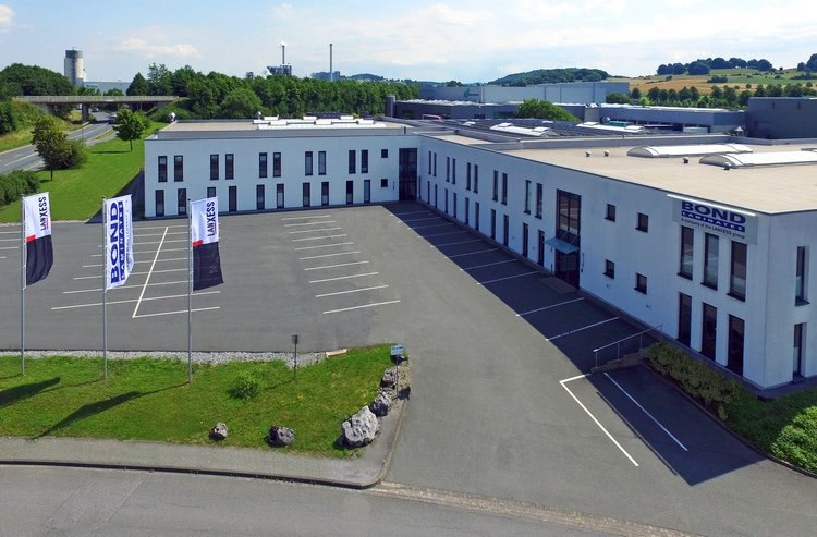 The Bond-Laminates GmbH in Brilon