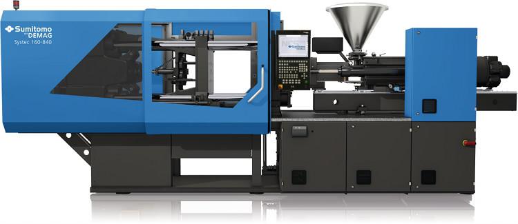 Systec Multi przeznaczona do multikomponentowych procesów wtrysku. Sumitomo (SHI) Demag zaprezentuje podczas Fakumy produkcję dekorowanych osłon z systemem znakowania laserowego DMC oraz system gromadzenia danych MES.