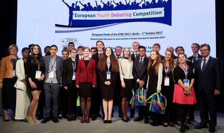 EYDC 2017 Winners