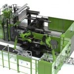 ENGEL automation on show at Fakuma 2017