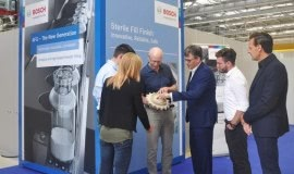 New filling and closing machine from Bosch