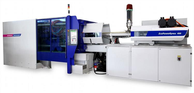 wtryskarki szybkobieżne EcoPower Xpress