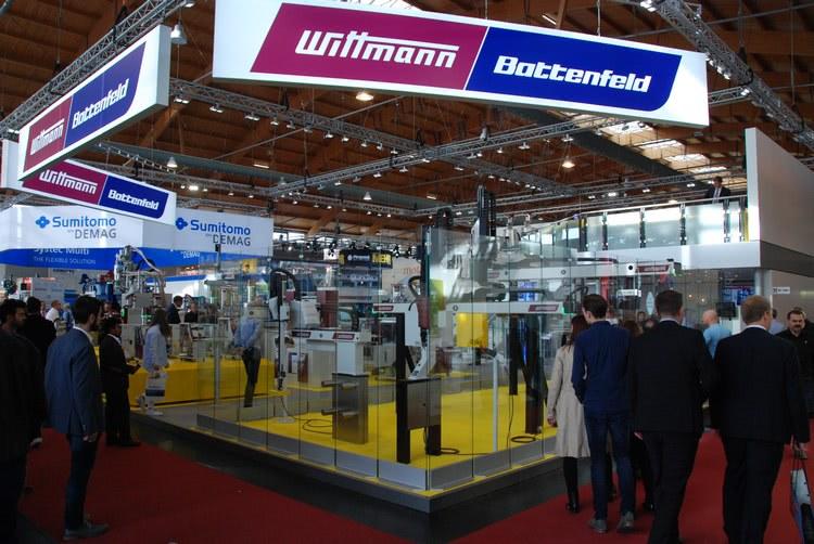 Wittmann-Battenfeld at Fakuma 2017