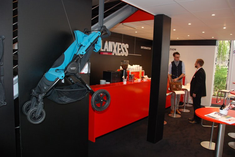 Lanxess Booth