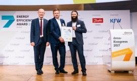 Krones wins 2017 Energy Efficiency Award