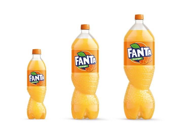 Sidel Coca-Cola Fanta bottles