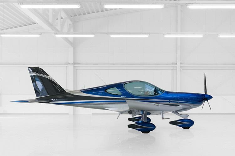 samolot sportowy bristell
