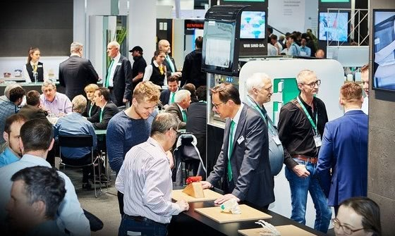 Strong interest in the Freeformer and functional parts from Arburg