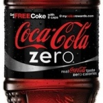 Butelka Contour koncernu Coca Cola