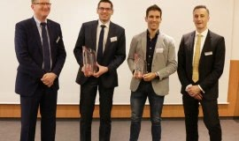SIGMA Engineering presents SIGMA Award for the first time
