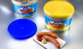 Dłuższa świeżość żywności w plastikowych wiaderkach