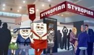 Styropian Men na targach BUDMA 2018