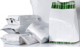 What's causing a shift from traditional materials to flexible packaging types?