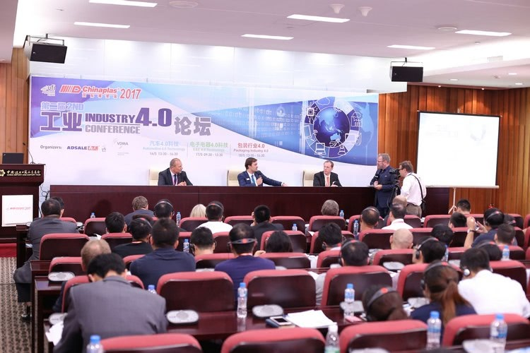Industry 4.0 at Chinaplas 2018