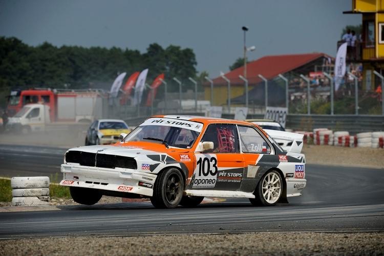 Wyścigi Rallycross