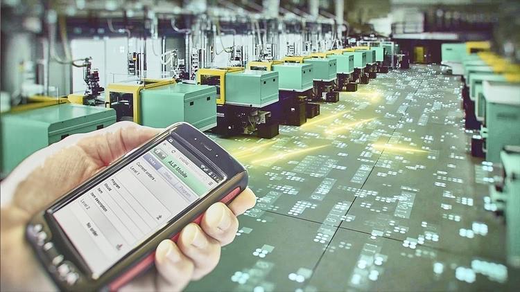 Arburg Industrie 4.0