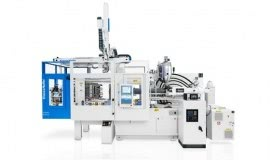 KraussMaffei efficient injection molding machines at NPE