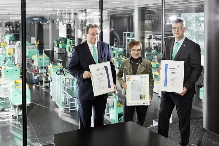 Arburg Certification