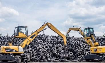 Grupa Recykl zwiększa produkcję granulatów gumowych