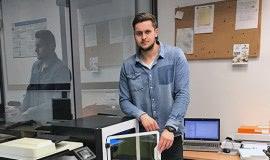 Druk 3D w budowie maszyn i linii technologicznych