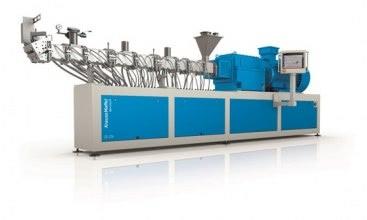 KraussMaffei Berstorff launches new generation of twin-screw extruders