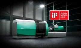 Wtryskarka Allrounder1120 H laureatem iF Design Award 2018