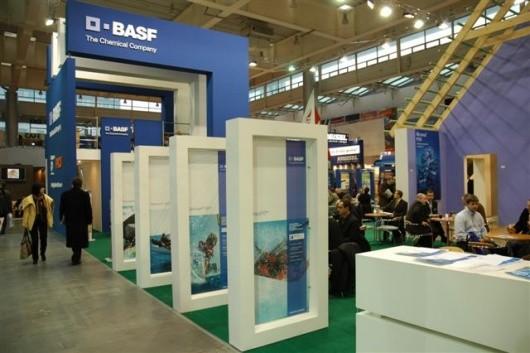 Firma BASF na targach Budma 2008