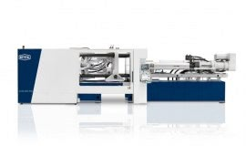 Netstal expands its ELIOS series with two smaller variants