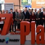 Preparations continue for Plast Eurasia İstanbul 2018